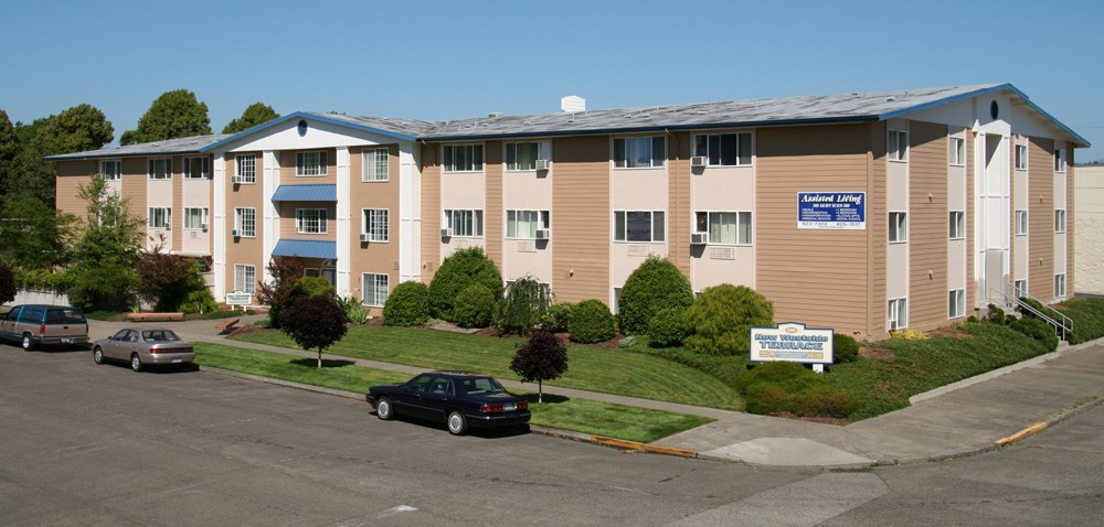 Affordable assisted living longview wa senior living for Terrace senior living