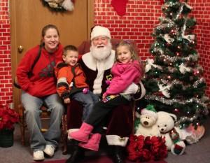 kids, santa, christmas, longview wa, longview washington