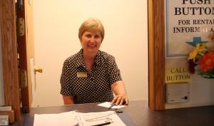 receptionist-kathy