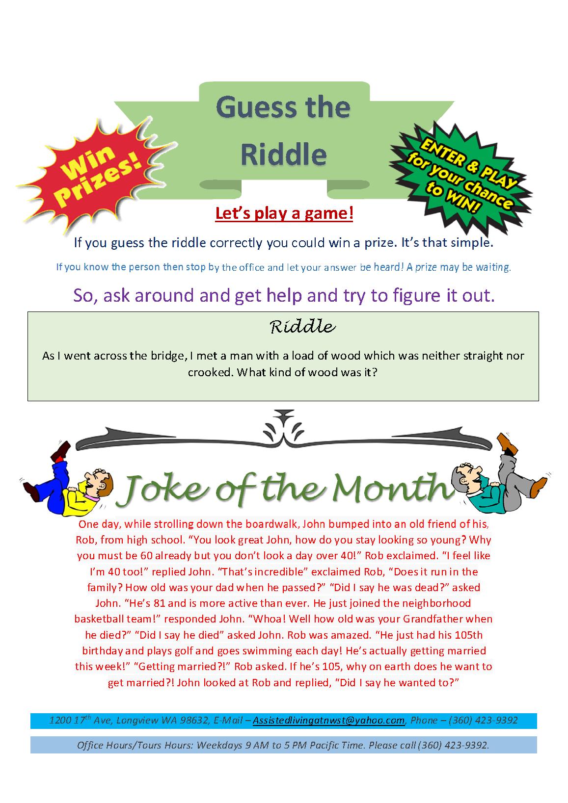 June Joke-Prize Page 5