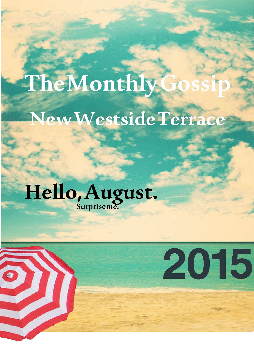 August 2015 Page 1